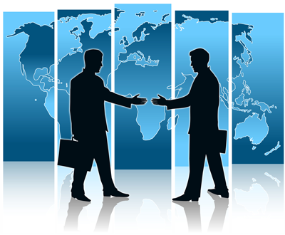 Unsere Technologie + Businesspartner